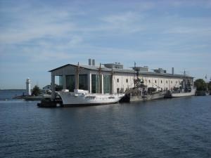 Karlskrona, Marinmuseum, Hederus Malmström arkitekter