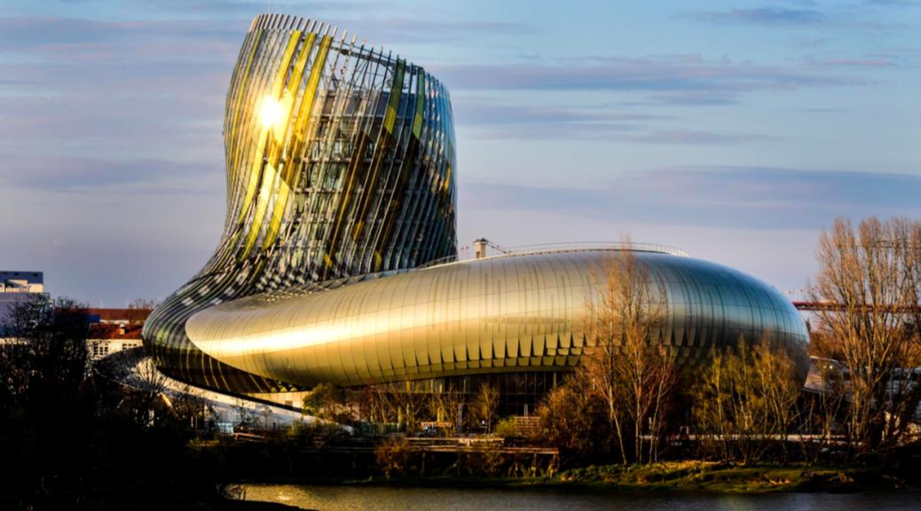 Cité du vin, Arkitekt XTU