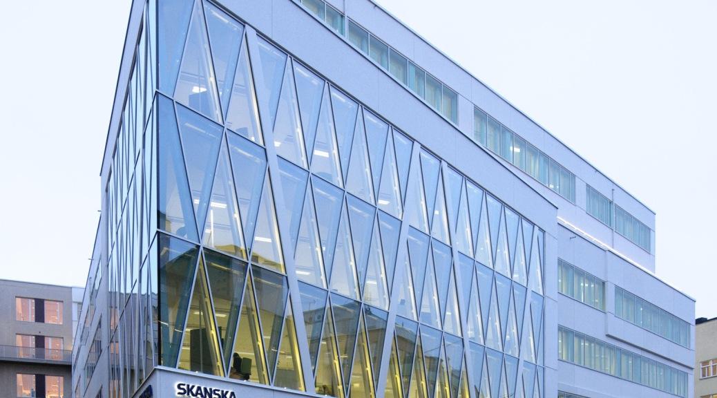 Skanskas huvudkontor, Lindhagen